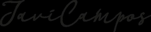 Javi Campos Logo Oficial